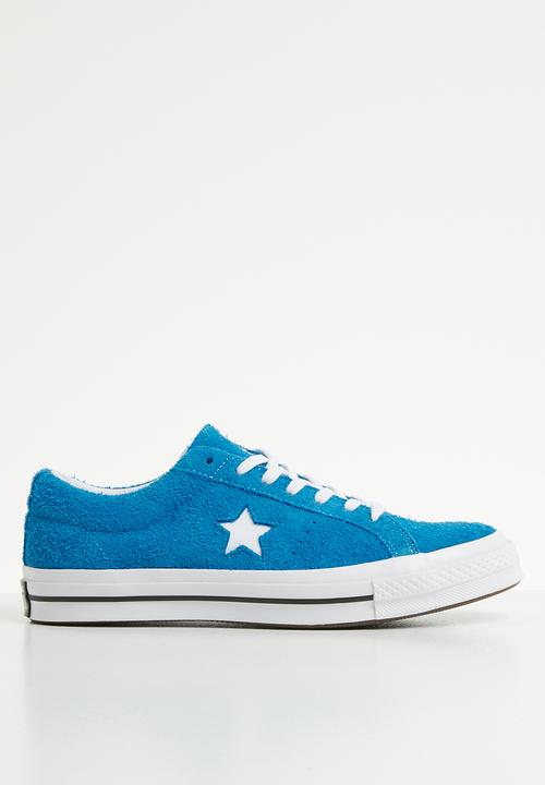 3874c3d2ab1b One Star OX - 162574C - blue hero white white Converse Sneakers ...