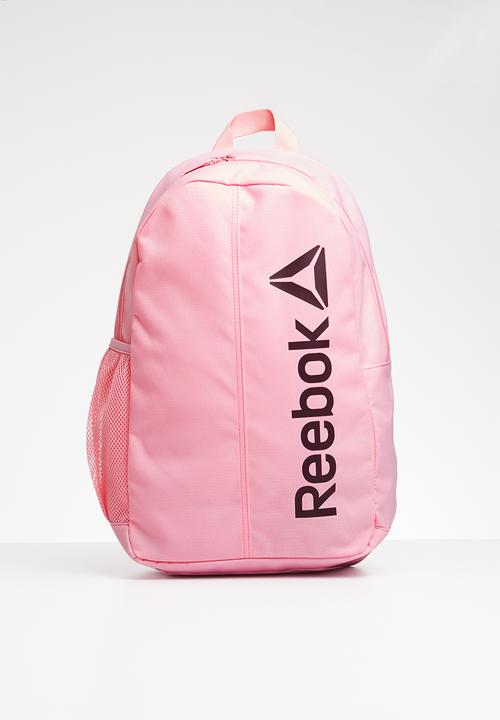 Act core backpack - light pink Reebok Bags   Purses