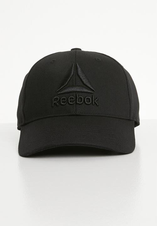 d3ab0977196 Act enh baseball cap - black Reebok Headwear