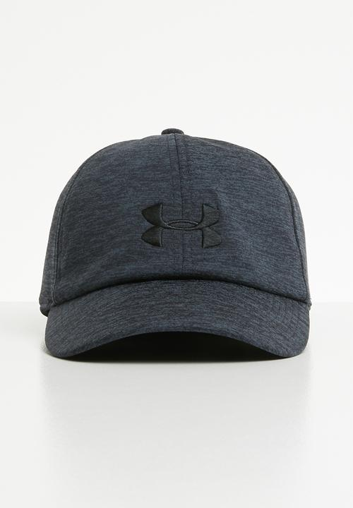detailed look b7f21 d8e11 Under Armour - Ua twisted renegade cap - black   grey