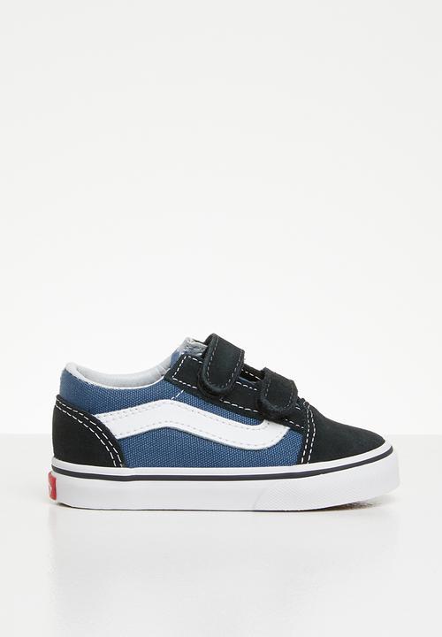 43732bf0d8 Kids vans old skool - navy Vans Shoes