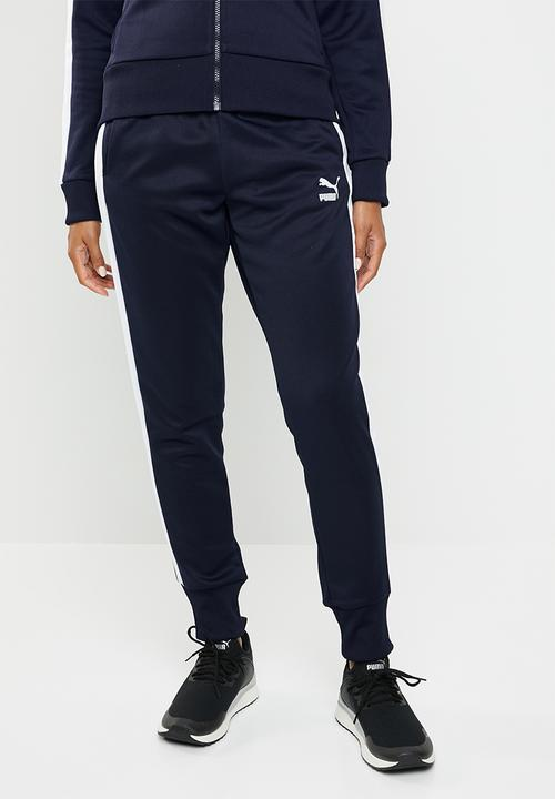 42b27dad6f6f Za archive t7 track pant - peacoat PUMA Bottoms