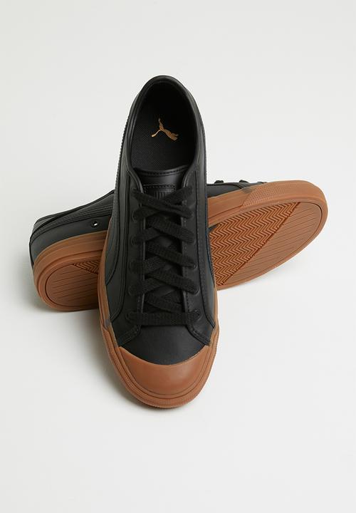 Puma Black-Gum-Gum PUMA Sneakers