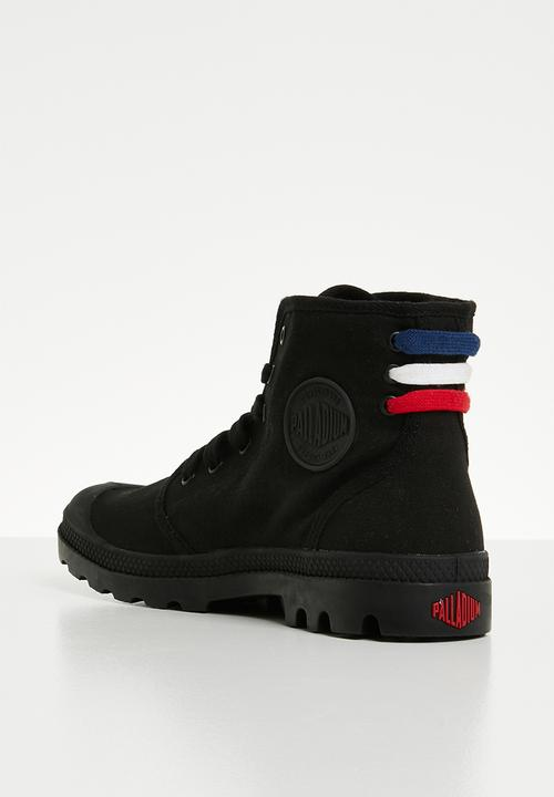 6639b03883f Pampa hi og cm - black Palladium Boots | Superbalist.com