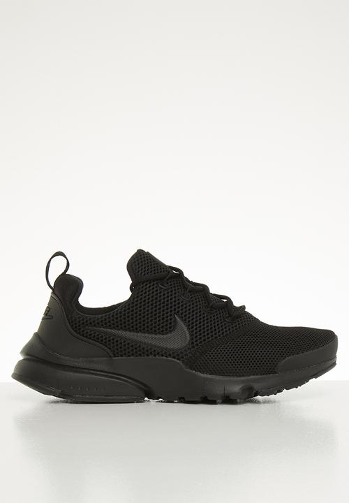 dbce23960488 Nike presto fly sneaker - black Nike Shoes