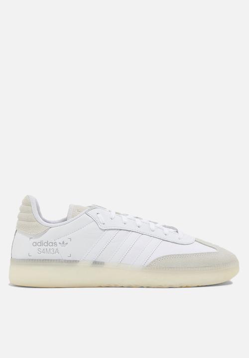 buy online 74a65 2c290 adidas Originals - SAMBA RM - ftwr white grey