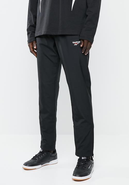 e1ff711613bea7 Mens lf trackpant - black Reebok Classic Sweatpants & Shorts ...