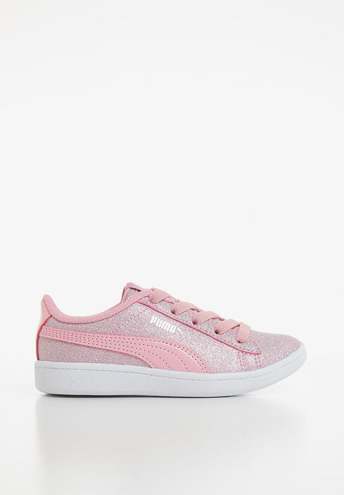 e9c313ad3 Puma vikky glitz ac ps - pale pink PUMA Shoes | Superbalist.com
