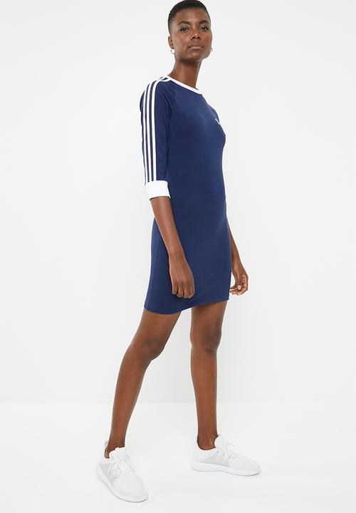 0062baa47c7 3 Stripes dress - dark blue adidas Originals T-Shirts | Superbalist.com