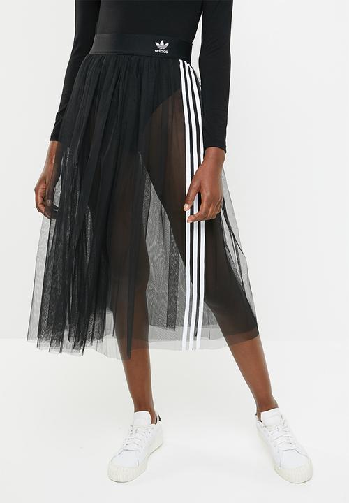 d9663c1287 Adidas tulle skirt - black adidas Originals Bottoms | Superbalist.com