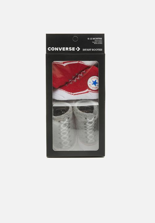 9075fff4e6fe2 Converse chuck socks - vintage grey heather Converse Accessories ...