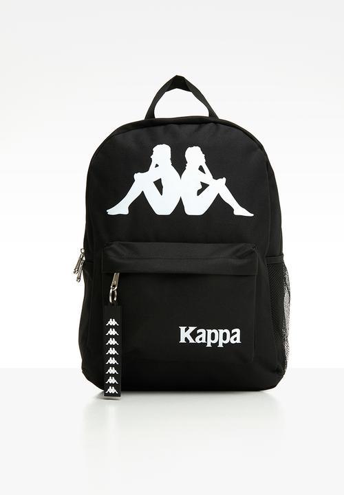 rullo Una notte ciro  Kappa backpack - black KAPPA Bags & Wallets | Superbalist.com