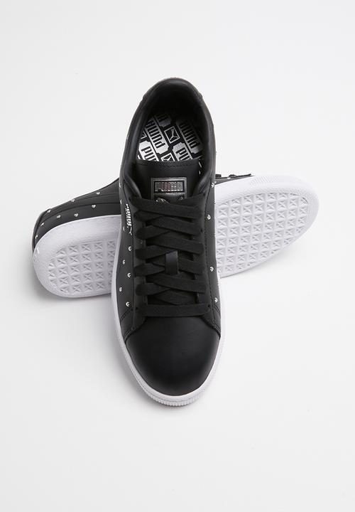 Puma black-Puma silver PUMA Sneakers