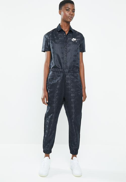 hot sale online d2f89 6802f Nike - Nike air jumpsuit - black
