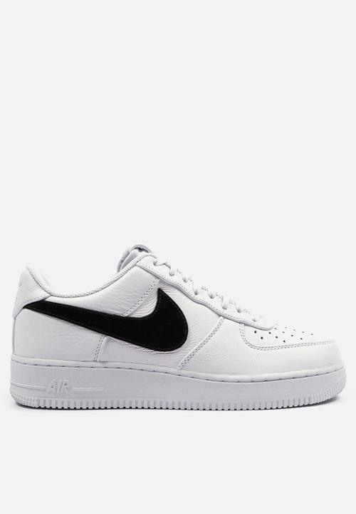 a0392460d6 Nike Air Force 1 '07 Premium 2 - AT4143-102 - white/black Nike ...