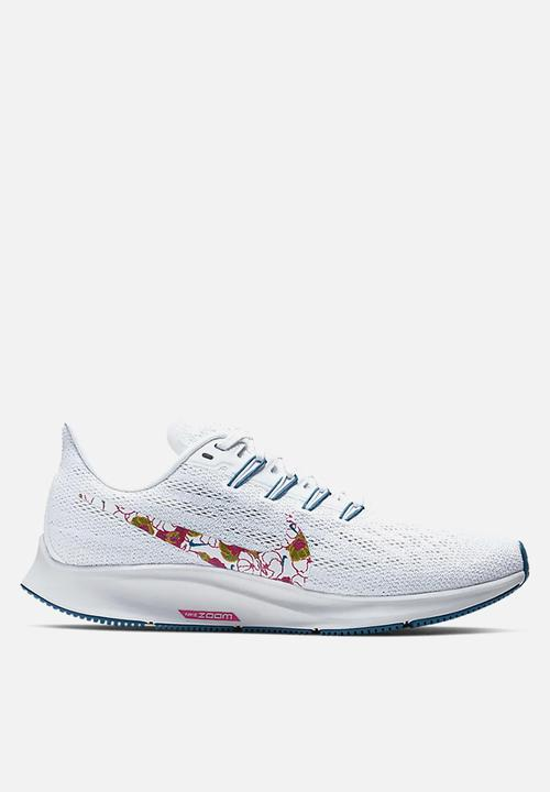 on sale 18a3d 15238 Air zoom pegasus 36 - white/hyper pink-vast grey-green abys