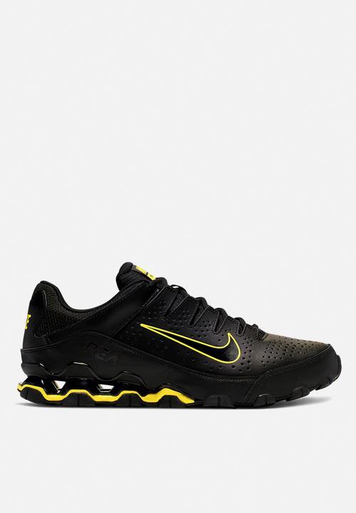 5c4a15f40d Nike Reax 8 TR Training - 616272-00 - black,anthracite-bright citron ...