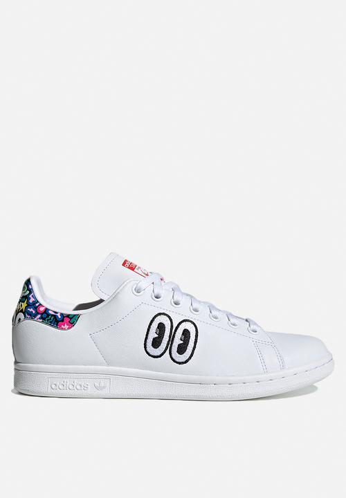 best website d2a2b fbf15 Stan Smith w - ftwr white/active red/true pink