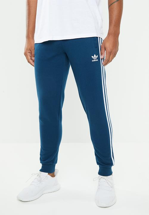 3-Stripes pant - blue & white