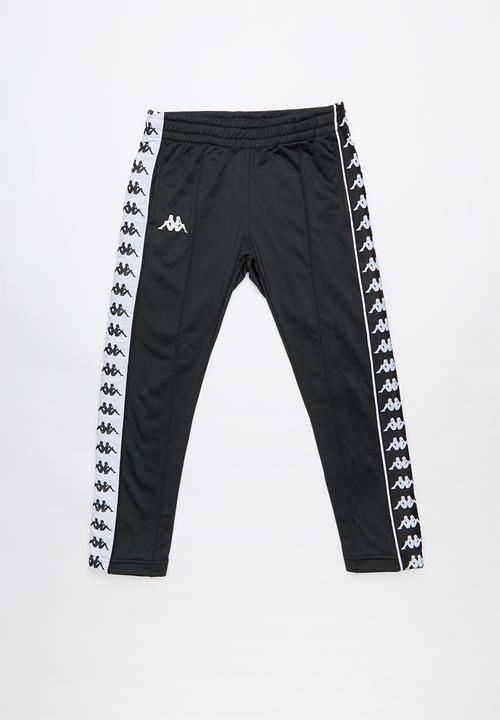 1fcf9644 222 Banda astoria snaps - black KAPPA Pants & Jeans | Superbalist.com