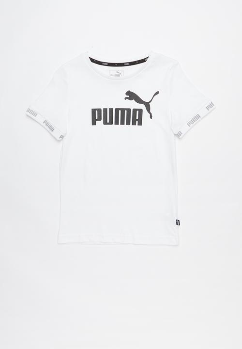 27d02427db9 Amplified tee b - white PUMA Tops | Superbalist.com