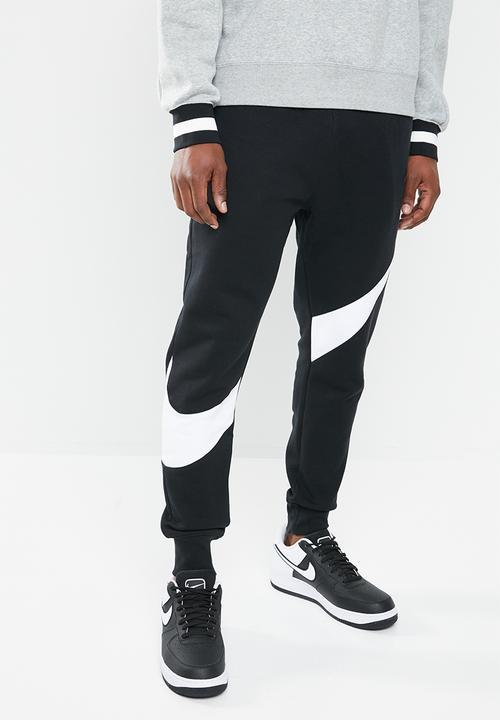 Año nuevo a menudo Adolescente  NSW HBR pant stmt - black/white/black Nike Sweatpants & Shorts |  Superbalist.com