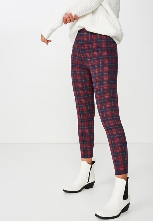 Dakota Detail Leggings Maeve Cotton On Trousers Superbalist Com