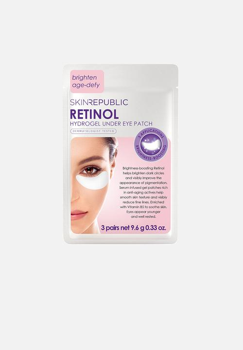 Retinol Hydrogel Under Eye by Skin Republic