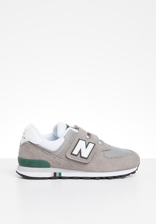 brand new ab24b e789e New Balance - 574 - grey  green