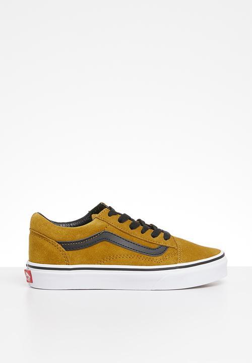Old skool sneaker - black/tan Vans