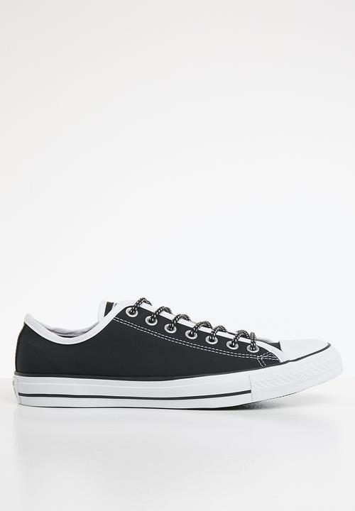 1844f531a45 Converse Chuck Taylor All Star OX - 164093C - black/white Converse ...