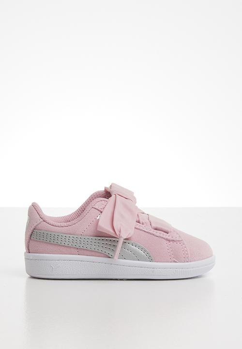 Puma vikky ribbon ac inf - pale pink