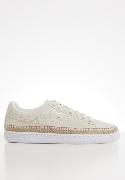 Marshmallow-Puma White PUMA Sneakers