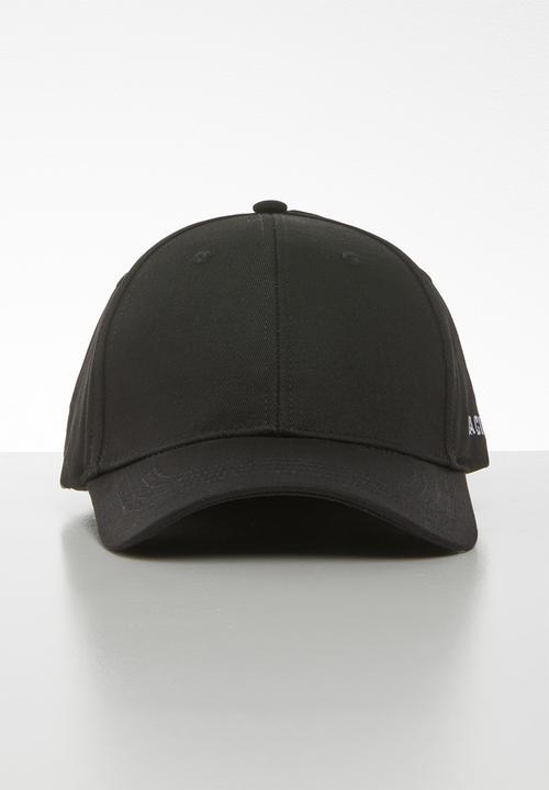 3b043d09b9955 Matt baseball cap - black Jack & Jones Headwear   Superbalist.com