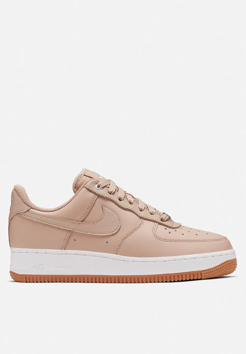 Air Force 1 '07 bio beige metallic silver