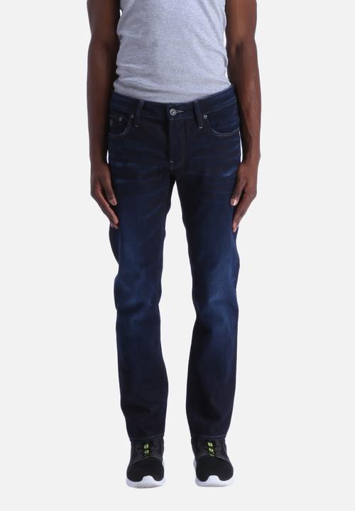 4405367ec8e 3301 Low Tapered - Bicc Denim Dark Aged G-Star RAW Jeans ...