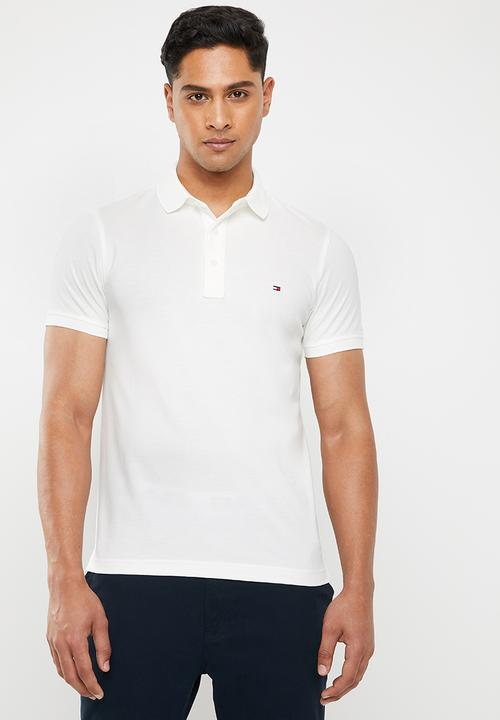 hot sale online b0a0f 27609 Tommy Hilfiger polo - cream