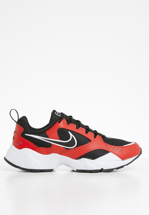 oscuridad Ver a través de Acelerar  Nike Air Heights - AT4522-005 - black/university red-white Nike ...