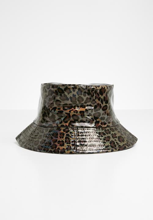 Vinyl Bucket Hat   Bronze by Superbalist