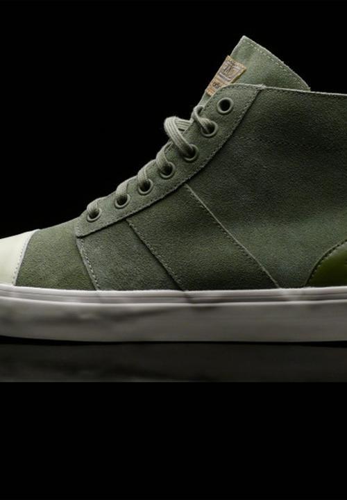 Adidas Ransom Army TR Mid – Khaki Shelflife Legacy  e65fa03e1f