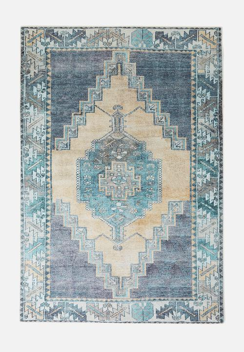 Gisela Topaz Rug Multi Hertex Fabrics