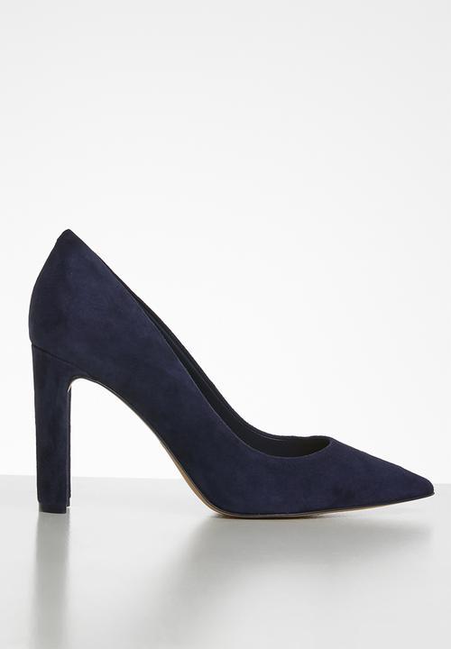 Febriclya suede court - 401 dark blue