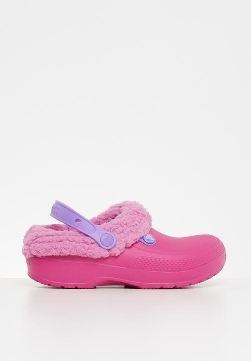 Classic blitzen - candy pink Crocs