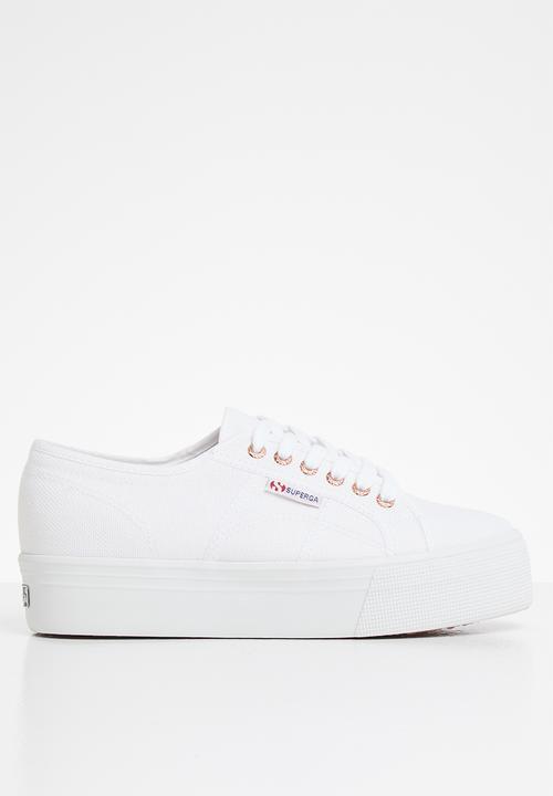 white rose gold SUPERGA Sneakers