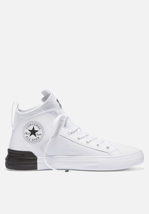 Chuck taylor all star ultra mid - white