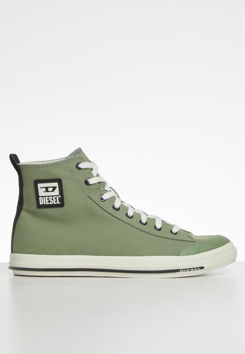 S-astico mid cut sneakers - grn Diesel