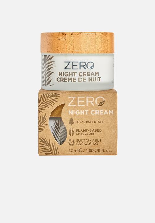ZERO by Skin Academy - ZERO Natural Night Cream