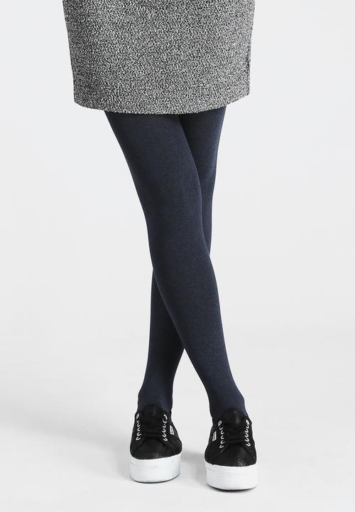 59ce7fb317a 100 Denier Marl Tights - Grey Gipsy Tights Stockings   Socks ...