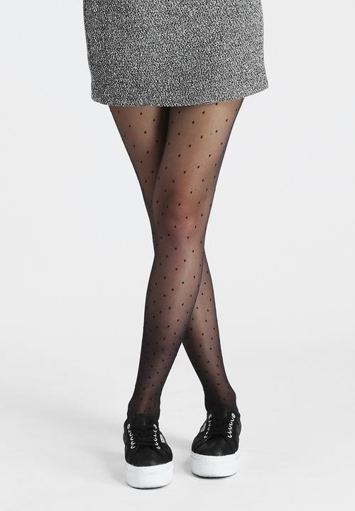 3ec895388 Dots sheer tights - Black Gipsy Tights Stockings   Socks ...