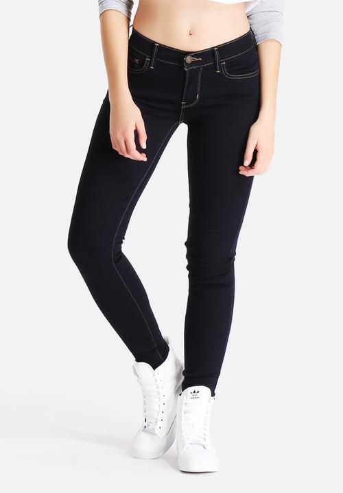 6d58ed9965 710 Super Skinny - Dusk Rinse Levi s® Jeans